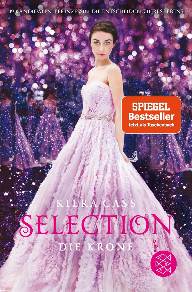 Selection 05 - Die Krone als Taschenbuch