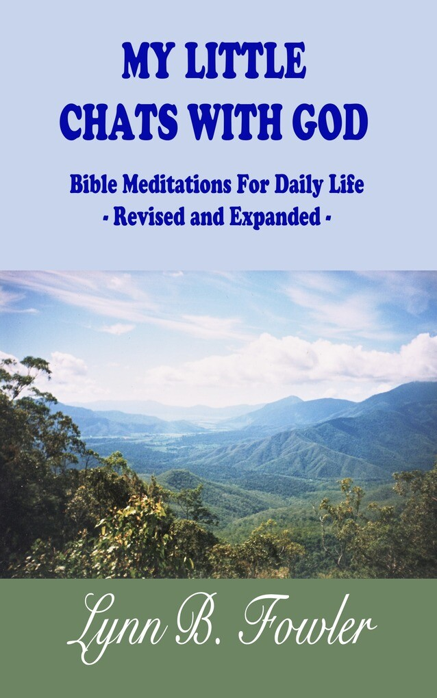 My Little Chats With God als eBook Download von...