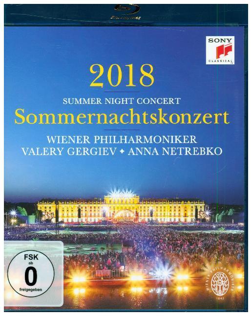 Sommernachtskonzert 2018 als DVD