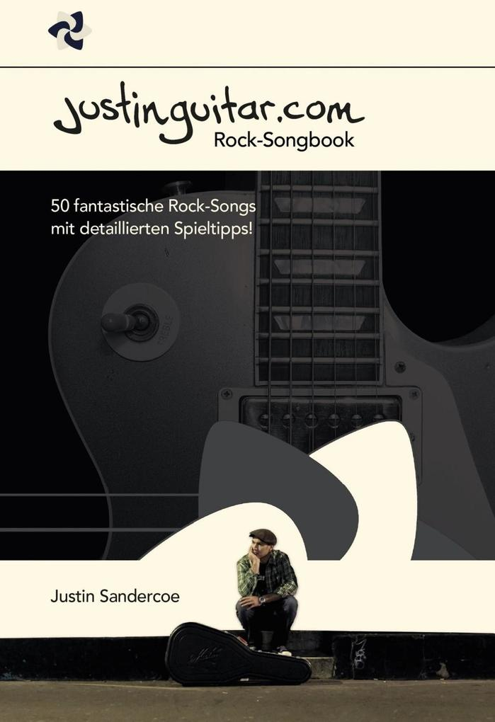 Justin Guitar: Rock-Songbook als eBook