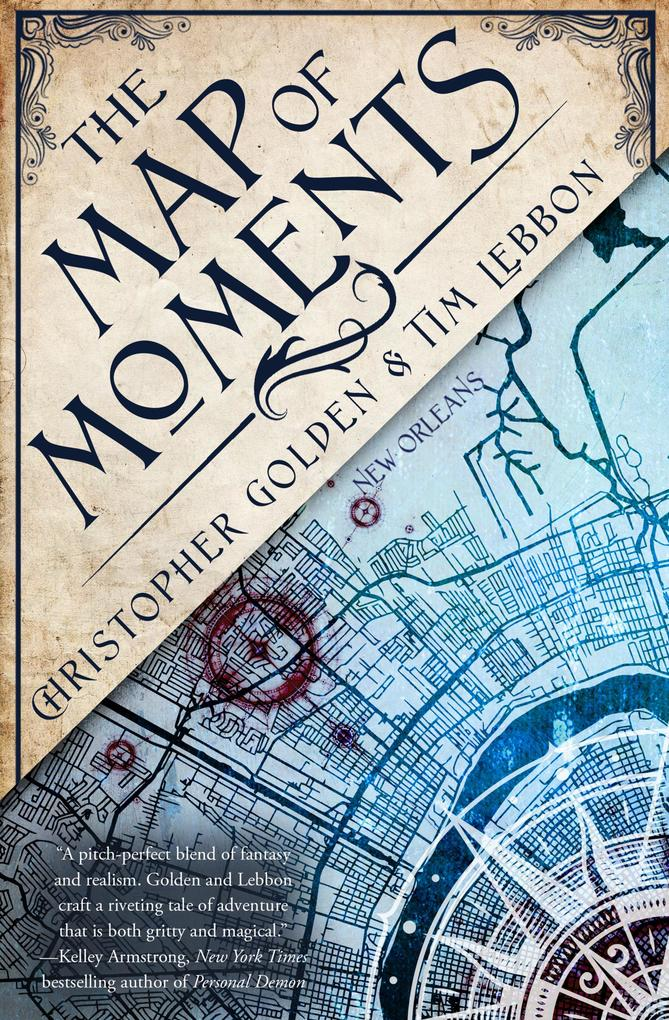 The Map of Moments als eBook Download von Chris...