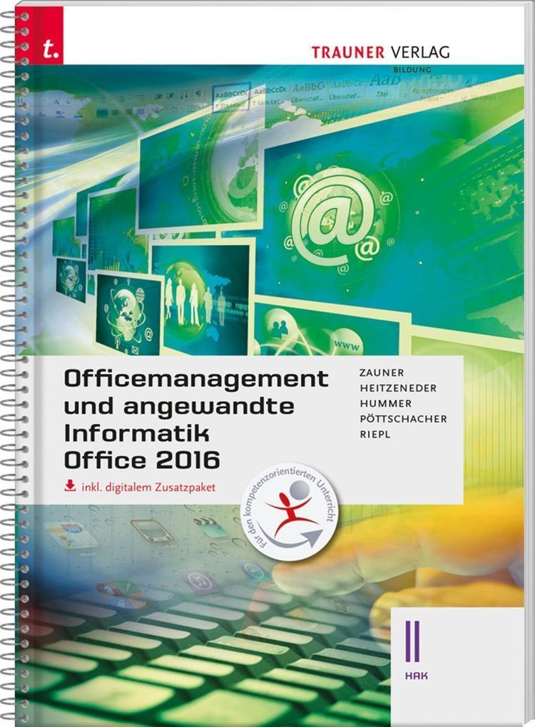 Officemanagement und angewandte Informatik II H...