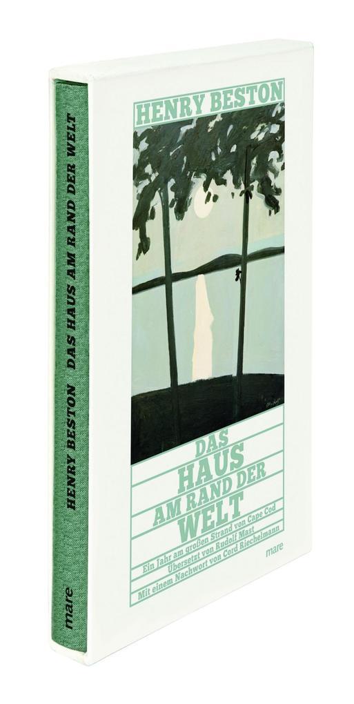 Das Haus am Rand der Welt (Buch), Henry Beston