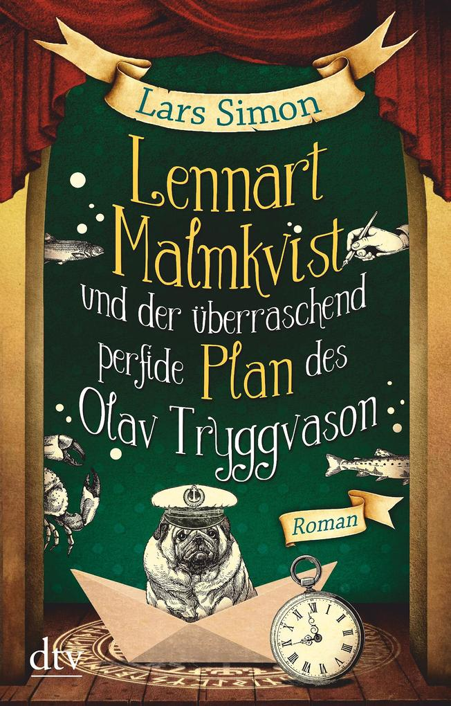 Lennart Malmkvist und der überraschend perfide Plan des Olav Tryggvason als Taschenbuch