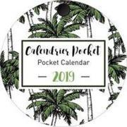 Aquarupella 2019 Gravure Taschenkalender rund