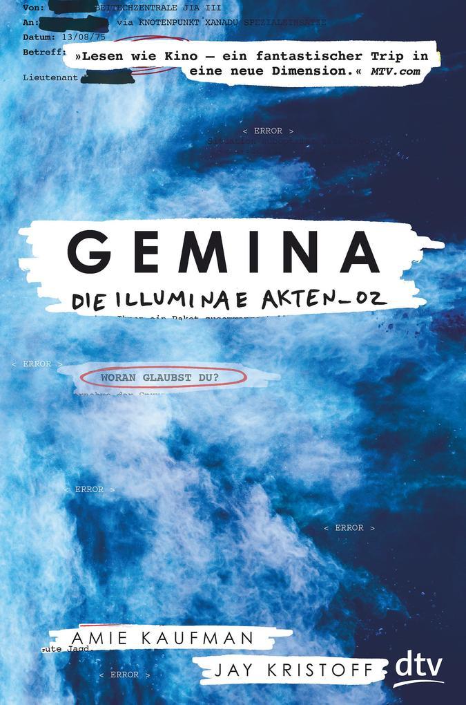 Gemina. Die Illuminae Akten_02 als Buch