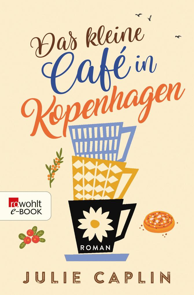 Das kleine Café in Kopenhagen als eBook
