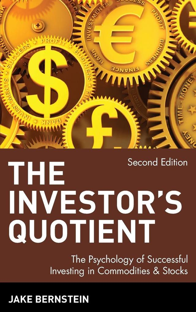 The Investor´s Quotient als Buch von Jacob I. B...