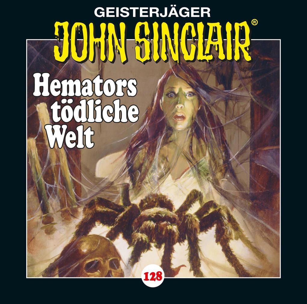 John Sinclair - Folge 128 als Hörbuch