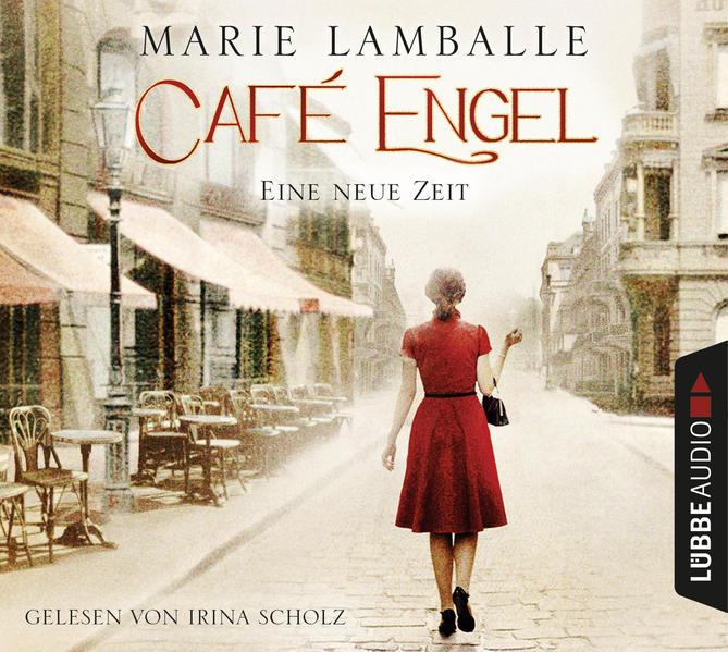 Café Engel als Hörbuch CD