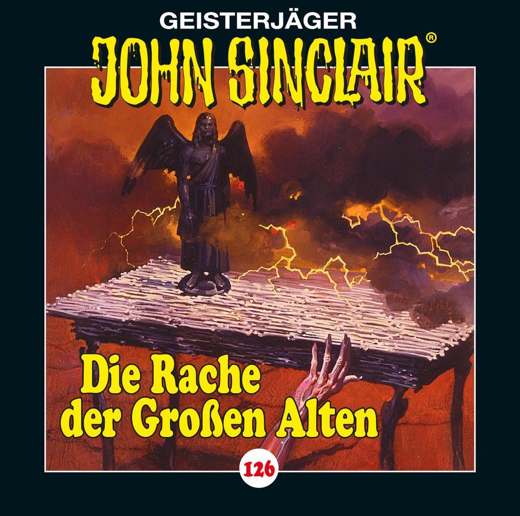 John Sinclair - Folge 126 als Hörbuch
