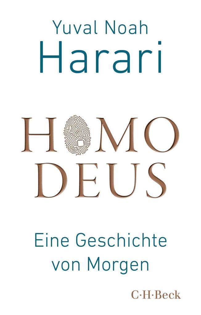 Homo Deus als Taschenbuch