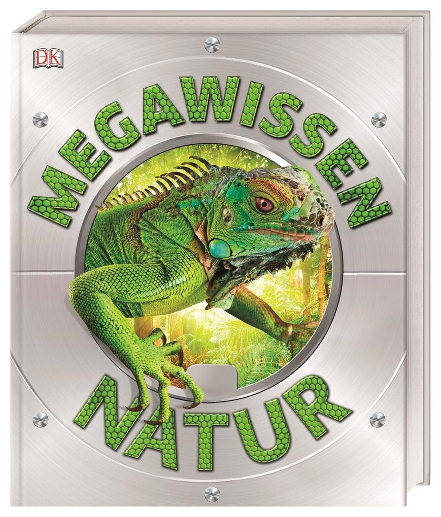 MegaWissen Natur als Buch