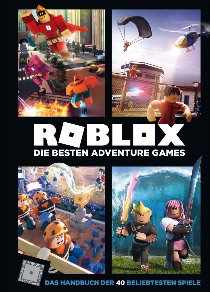 Image of Roblox - Die besten Adventure Games