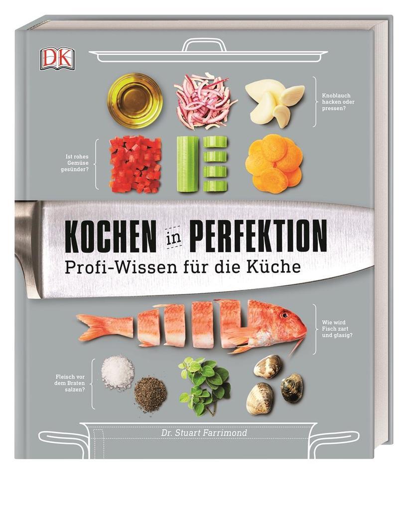 Kochen in Perfektion als Buch