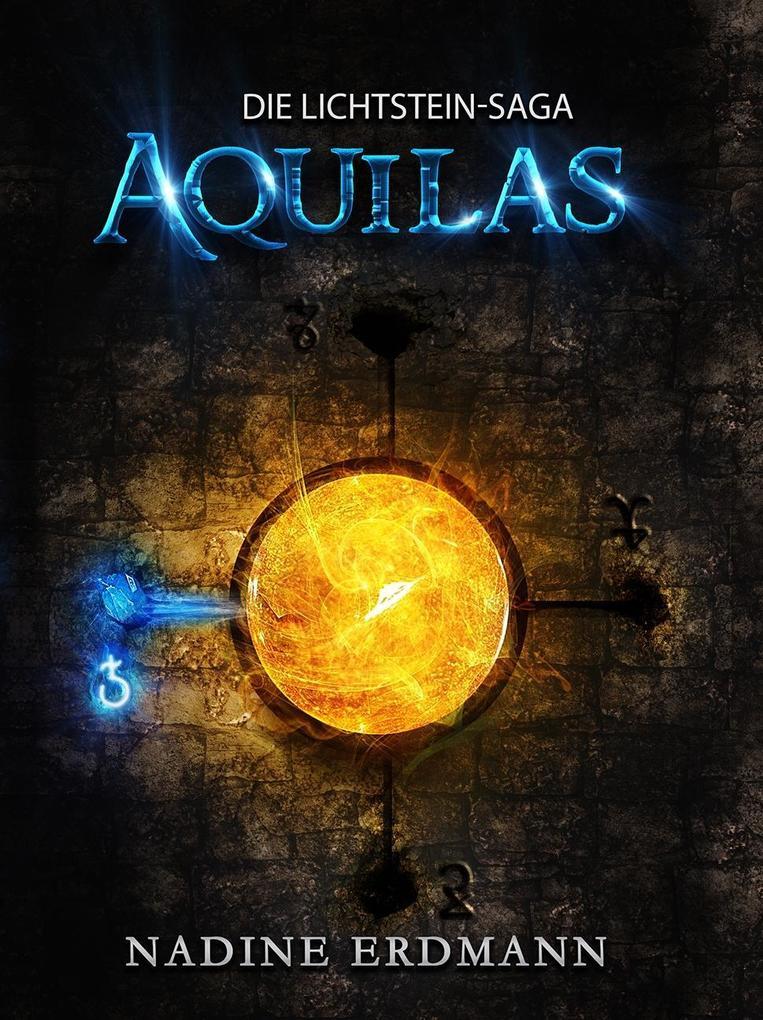 Die Lichtstein-Saga 1: Aquilas als Buch