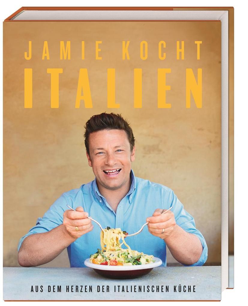 Jamie kocht Italien als Buch