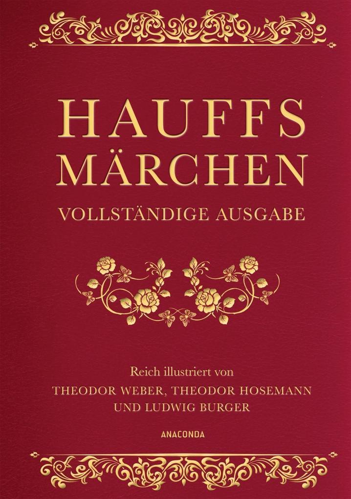 Hauffs Märchen (Vollständige Ausgabe) als Buch