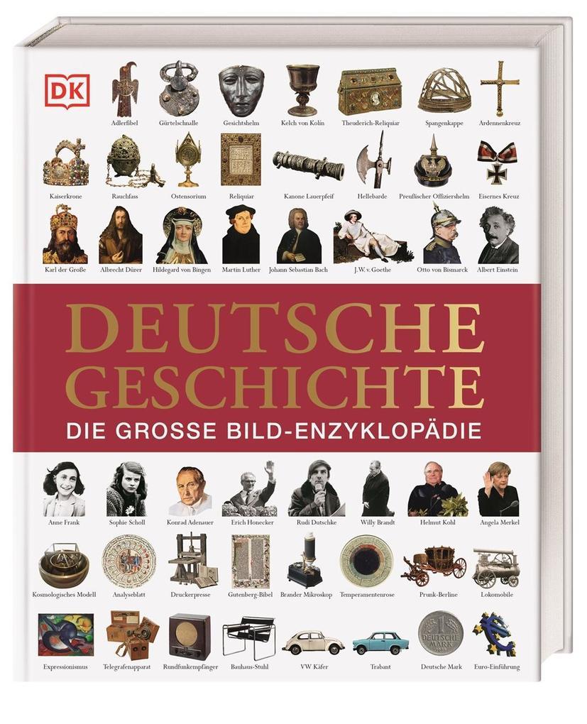 Deutsche Geschichte als Buch
