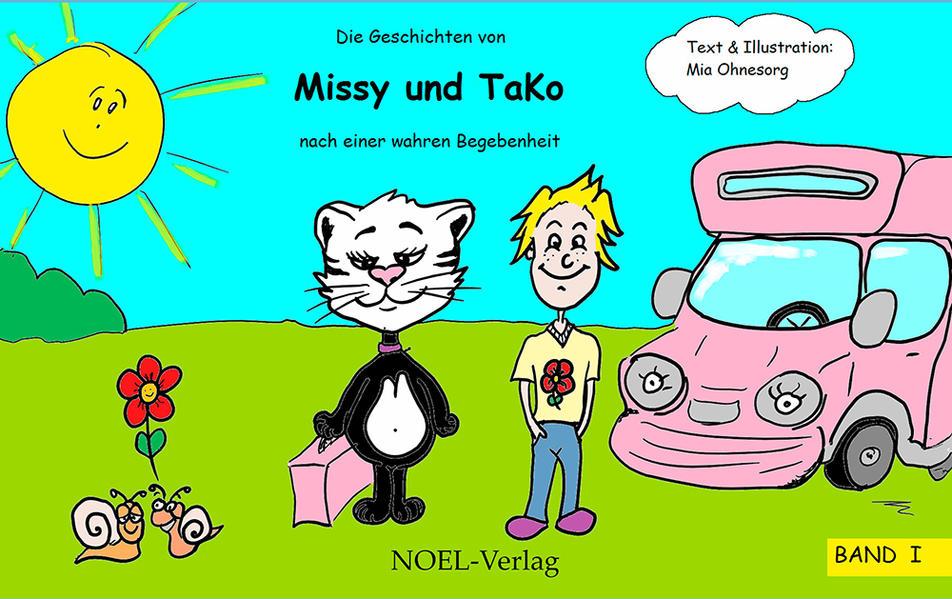 Die Geschichten von Missy und Tako als Buch von...