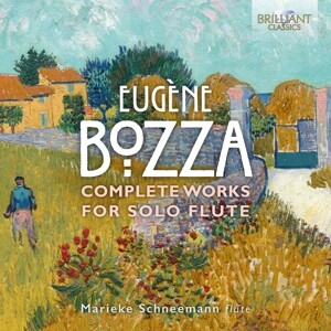 Bozza: Complete Works for Solo Flute