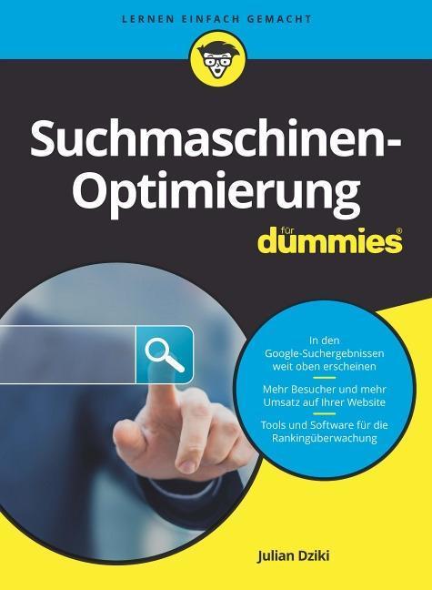 Suchmaschinen-Optimierung für Dummies als Buch