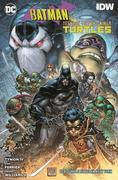 Batman/Teenage Mutant Ninja Turtles: Der Dunkle Ritter in New York