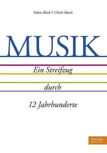 Musik als Buch von
