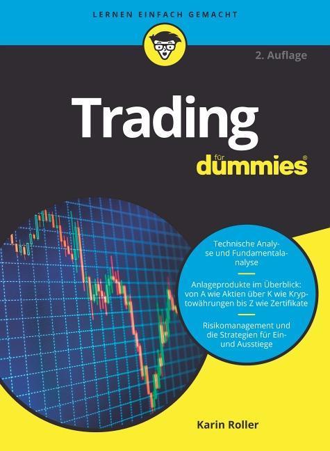 Trading für Dummies als Buch von Karin Roller