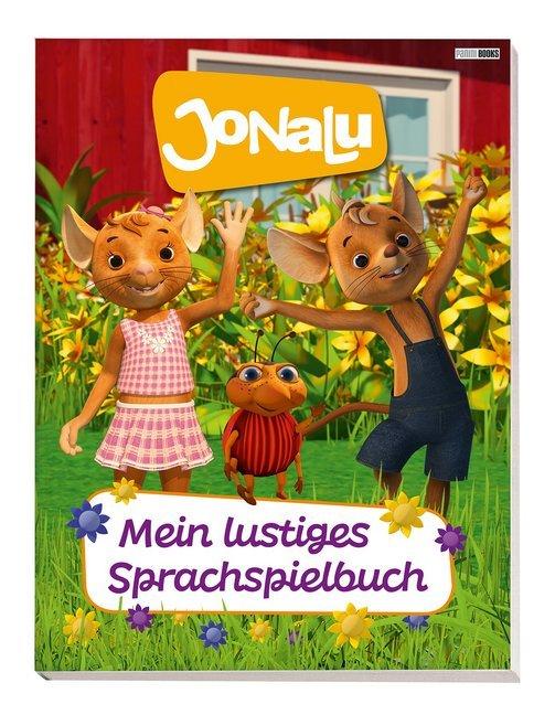 JoNaLu: Mein lustiges Sprachspielbuch als Buch