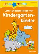 Lern- und Rätselspaß für Kindergartenkinder
