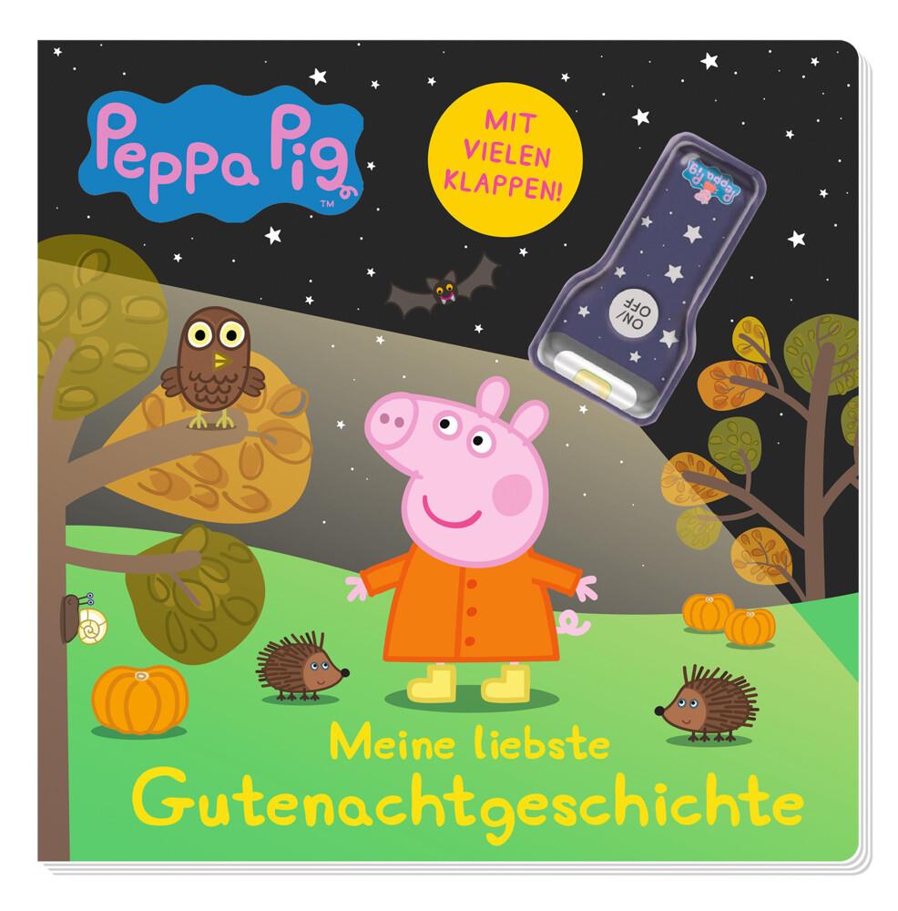 Peppa Pig: Meine liebste Gutenachtgeschichte als Buch