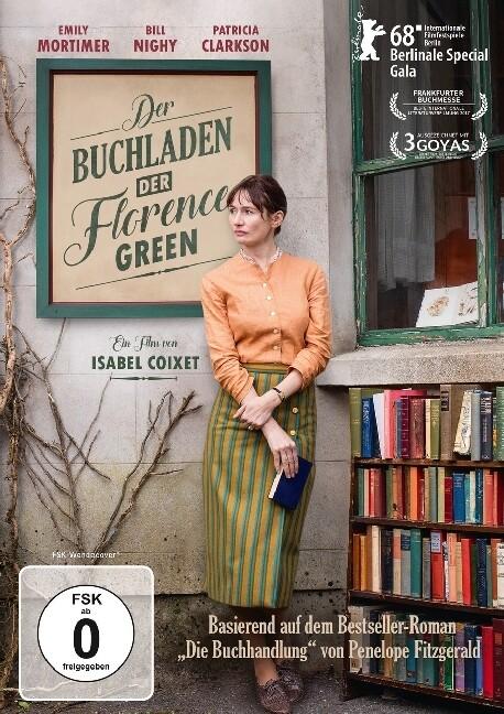 Der Buchladen der Florence Green als DVD