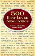 500 Best-Loved Song Lyrics