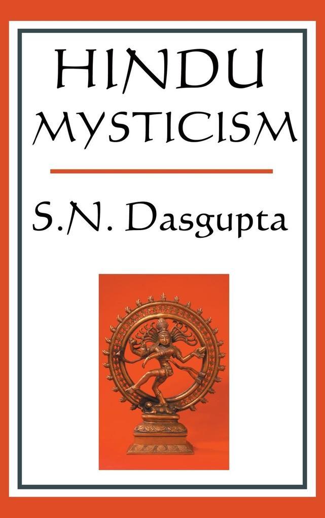 Hindu Mysticism als Buch von S. N. Dasgupta