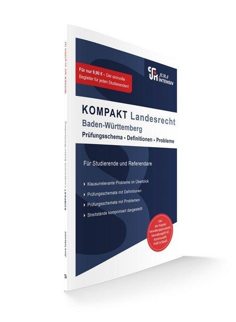 KOMPAKT Landesrecht - Baden-Württemberg als Buc...