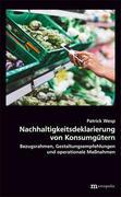 Nachhaltigkeitsdeklarierung von Konsumgütern