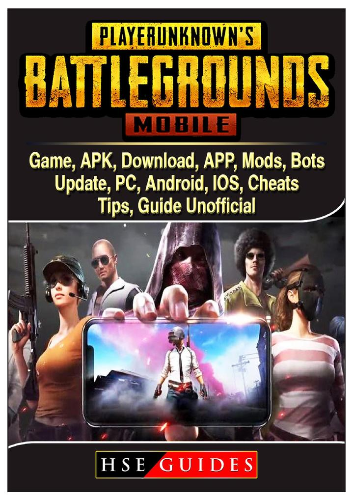 PUBG Mobile Game, APK, Download, APP, Mods, Bot...