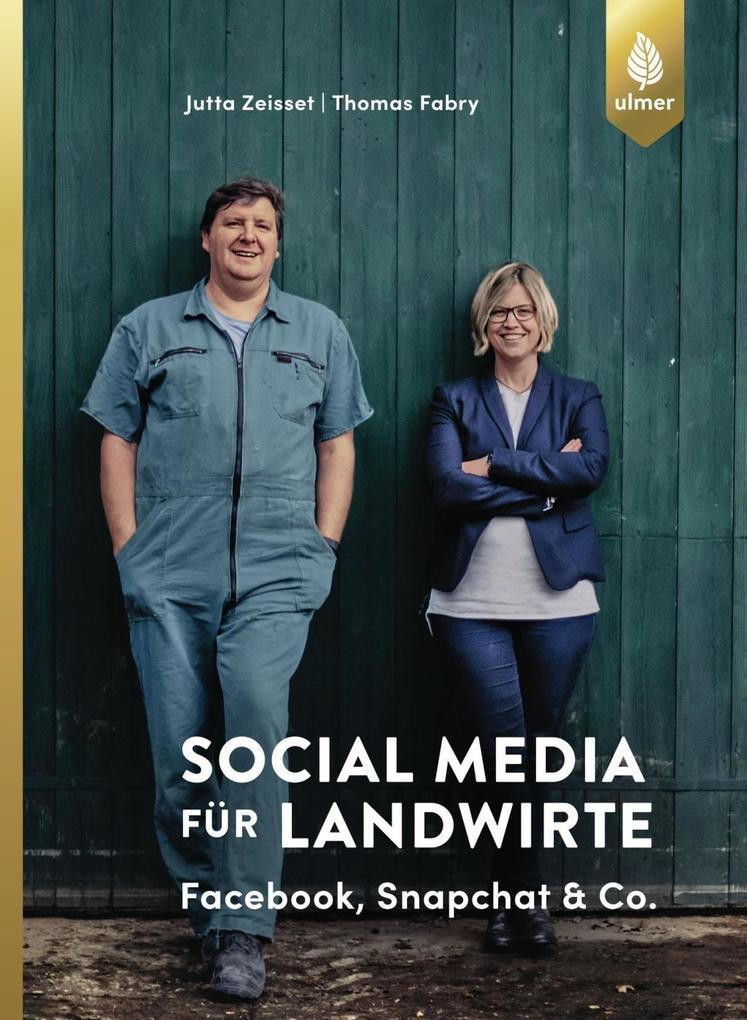 Social Media für Landwirte als Buch