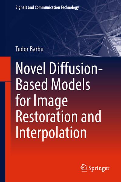 Novel Diffusion-based Models for Image Restorat...
