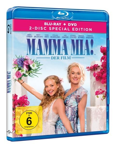 Mamma Mia! - Special Edition als DVD