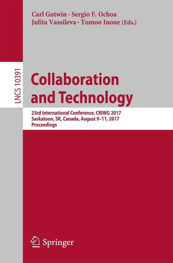 Collaboration and Technology als eBook Download...