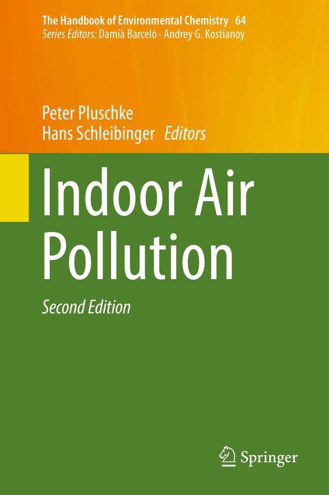 Indoor Air Pollution als eBook Download von