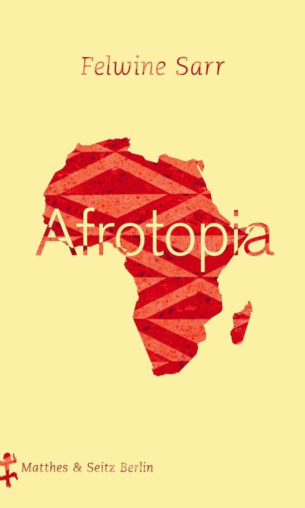 Afrotopia als Buch