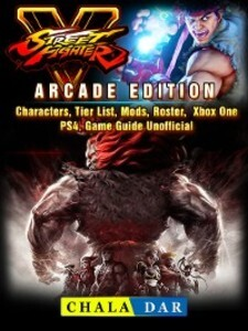 Street Fighter 5, Arcade Edition, Characters, T...