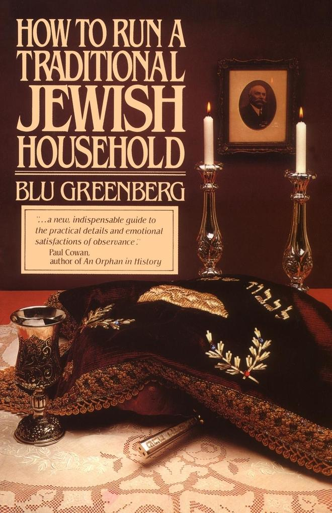 How to Run a Traditional Jewish Household als Taschenbuch