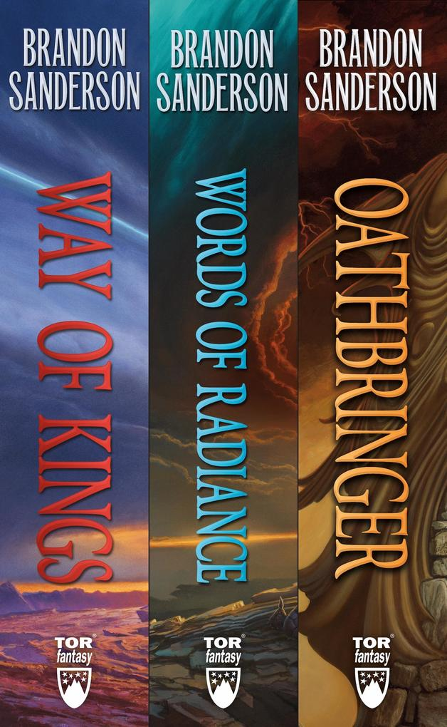 The Stormlight Archive, Books 1-3 als eBook Dow...