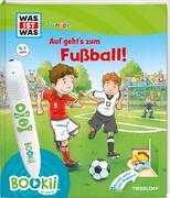 BOOKii® WAS IST WAS Junior Auf geht's zum Fußball!