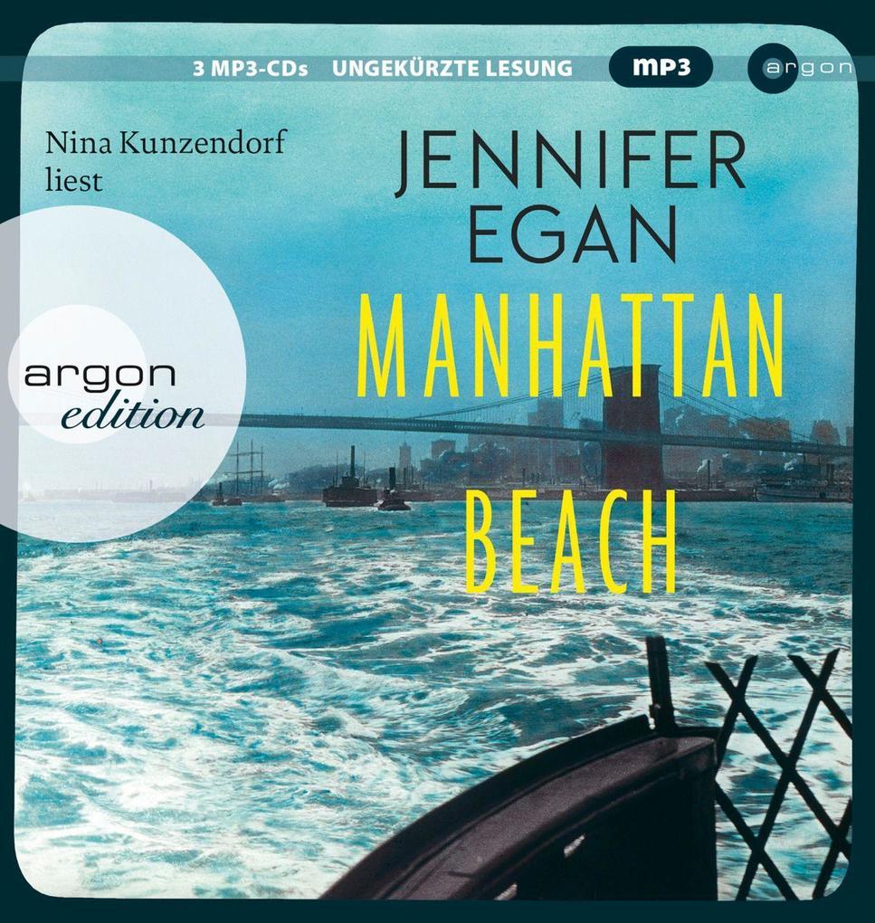 Manhattan Beach als Hörbuch