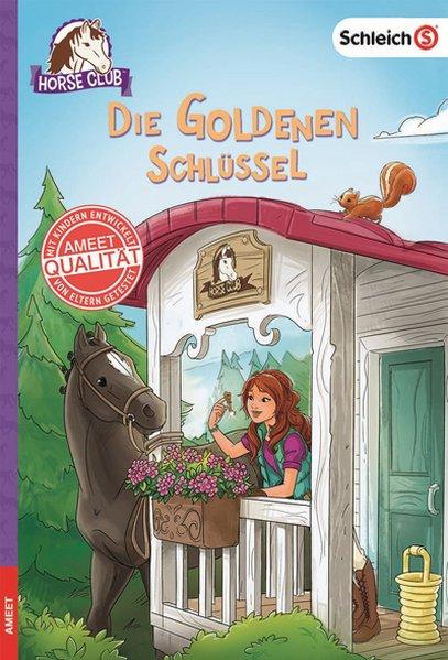 SCHLEICH® Horse Club - Die goldenen Schlüssel a...